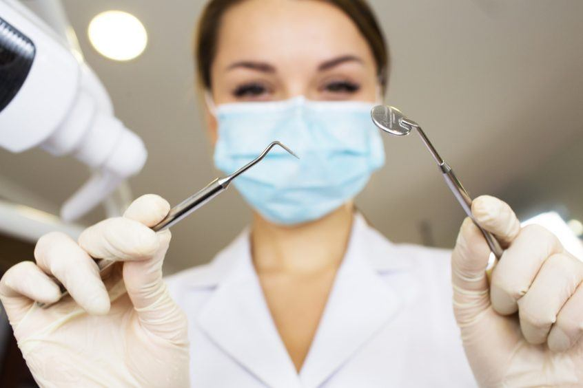 dental extraction covina