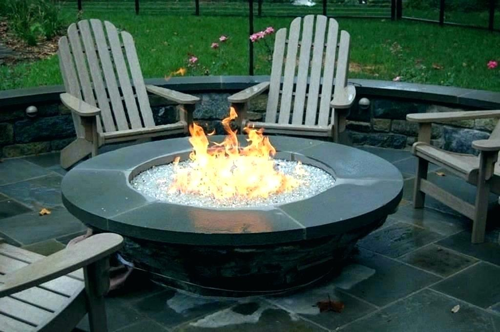 gas fire pits denver