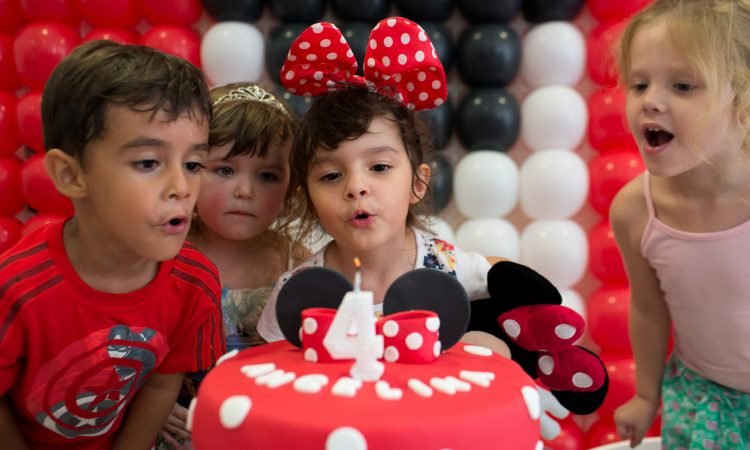 photography in children's party