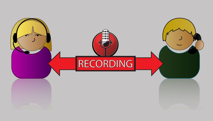 Call recorder system