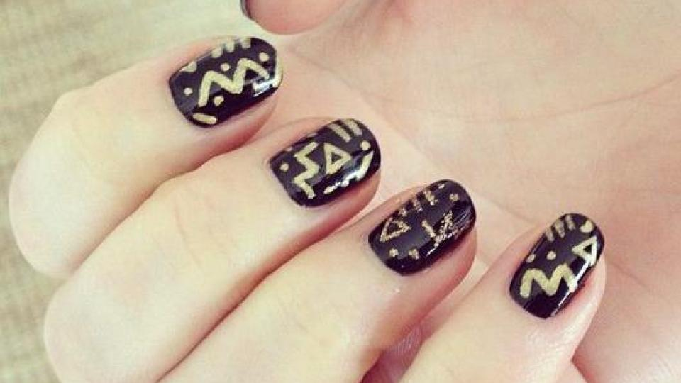 KNOW ABOUT NAIL ART