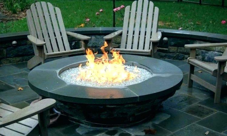 gas fire pits denver